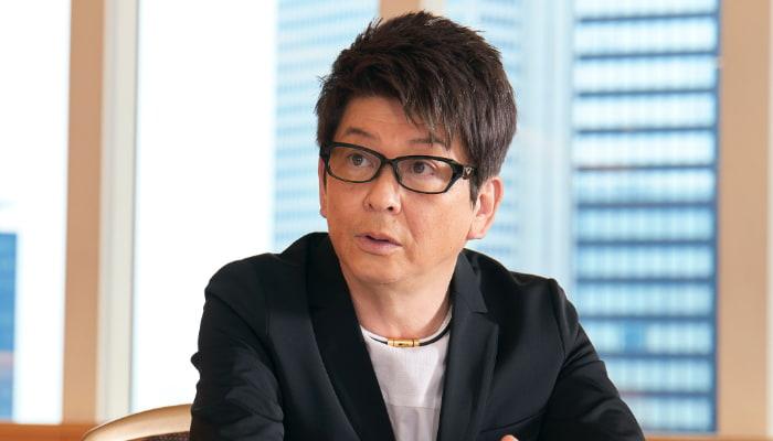 俳優 哀川翔さん