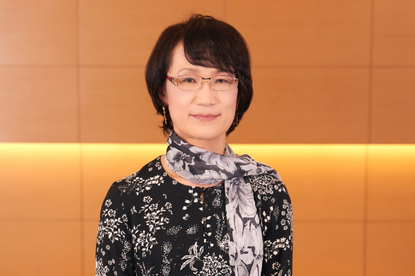 東京女子医科大学消化器内科 教授 清水 京子先生